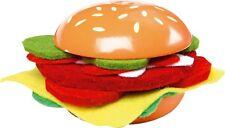 Kaufladen Kinderküche Cheesburger Fast Food Kaufladenzubehör Lebensmittel Holz