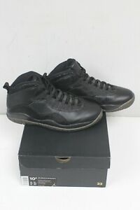 Nike Air Jordan 10 Retro x Drake OVO - 819955-030 Men's Size 10.5 Pre-Owned