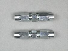 Couplers For Automotive Convertible Top Hydraulic Hoses, Lines, Pipes / *2-PACK*