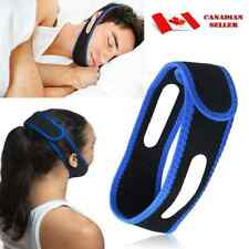 Anti-Snore Chin Strap Stop Snoring Sleep Apnea no snore ronflement