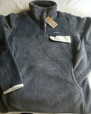 PATAGONIA WOMENS RE-TOOL SNAP-T PULLOVER FLEECE
