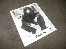 JELLYBEAN 1987 Just Visiting This Planet Press Kit 8x10 Promo Photo ONLY MADONNA