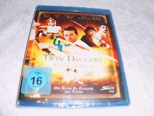 Twin Daggers - Der Tödliche Drache - Blu-ray- OVP-FSK 16