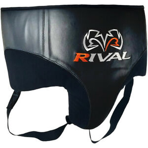 RIVAL Boxing RNFL10 360 No-Foul Protector - Black