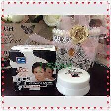 1 Skin Whitening Cream Milk Extract Lightening Moisturizing Whiten Skin