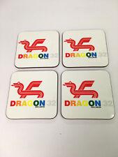 Dragon 32 AVANT Maison Ordinateur Enthusiast Ensemble SOUS-VERRE