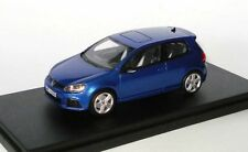 VERY RARE VW GOLF VI 6 R 2.0T 3 DOOR RISING BLUE 1:43 NOREV (DEALER MODEL)
