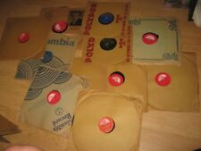 Lot n°1 :11 anciens Disques beethoven  78 tours  Gramophone