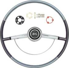 1964 Chevrolet Impala Two Tone Blue Steering Wheel Kit