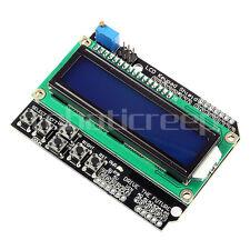 Hot Sale! New LCD 1602 Keypad Shield for Arduino UNO R3 Mega2560 R3 Robot