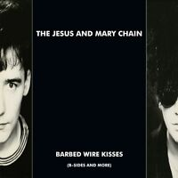 """JESUS AND MARY CHAIN Barbed Wire Kisses 12"""" Vinyl LP Black Friday RSD 2015 NEW"""