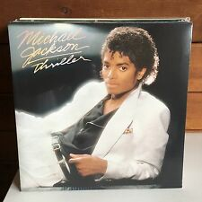 MICHAEL JACKSON Thriller LP Epic FACTORY SEALED NEW US pressing