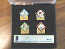 1996 Atlanta Olympics Cycling Collectors Pin Set, NIB
