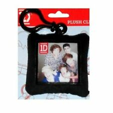 One Direction 'Group' Square Shaped Plush Brands Backpack Clip (BT147)