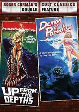 Roger Corman's Cult Classics Up from the Depths and Demon of Paradise RARE USED