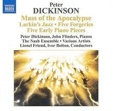 Peter Dickinson: Mass Of The Apocalypse; Larkin, New Music
