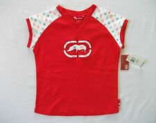 Eckored Top Shirt Girls Large 10 12 Ecko Red Rhino NWT