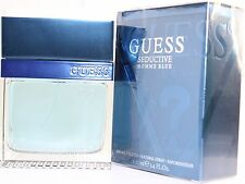 GUESS SEDUCTIVE HOMME BLUE 3.4/3.3 OZ EDT SPRAY FOR MEN NEW IN A BOX BY GUESS