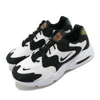 Nike Air Max 2X White Black Men Casual Lifestyle Shoes Sneakers CK2943-100