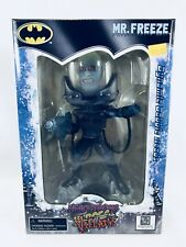 MR FREEZE HEADSTRONG HEROES DYNAMIC BOBBLE HEADS.. MONOGRAM MASTERWORKS