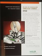 Hasler Ht20 Tabber or Neopost Ta 20 Tabber or apply postage stamp machine