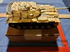 "Vintage Unimax ""Forces of Valor"" M60A1 Patton Tank w/Reactive Armour Shield"