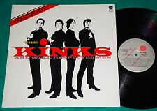The Kinks - The Kinks Are Well Respected Men BRAZIL PROMO LP 1989 Young