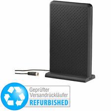 Antennen: Aktive Zimmerantenne für DVB-T/T2 & DAB/DAB+ (Versandrücklüufer)