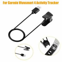 NEW USB Charging Cable Dock Clip Charger For Garmin Vivosmart 4 Activity Tracker