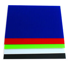 A4 3mm Blue Color Plastic Acrylic Sheet For Laser Cutting Engraving Best Value