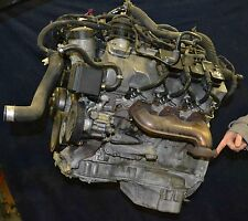 Mercedes W203 C240 Engine from 6-speed 2002 V6-2.6 liter SOHC 112.912 RWD