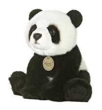 "L@@K Aurora Panda Bear Medium 10"" 10849 Stuffed Animal Soft Baby Toy Plush NEW"