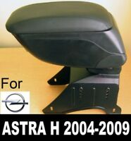 Specific Holden Astra H Leather Armrest Center Console Storage Compartment