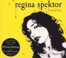 Begin to Hope 0093624431527 by Regina Spektor CD