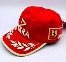 Mütze Ferrari Michael Schumacher Collection Formel 1 F1 Kappe Basecap Rot
