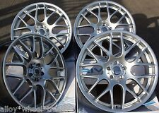 "18"" S DTM ALLOY WHEELS FITS RENAULT VOLVO PEUGEOT MERCEDES BENZ 5X108 ONLY"