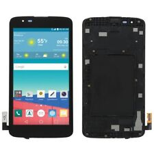 LG K7 MS330 K330 AS330 LCD Display Touch Screen Digitizer + Frame