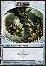 Wurm Token Deathtouch // NM // Scars of Mirrodin // engl. // Magic the Gathering