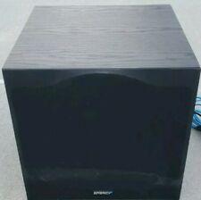 "Energy e:Xl-S10 Subwoofer 10"" Speakers 400 W/Rms Bass Reflex Made Canadaâ—�Testedâ—�"