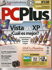 PC Plus Noviembre 2006 Nº 111 - EN BUEN ESTADO!!!