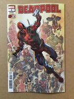 Deadpool Nerdy 30 #1 Cover D Liefeld Variant Marvel Comics 2021