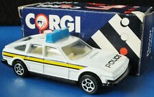 CORGI ROVER 3500 POLICE CAR. UK DISPATCH