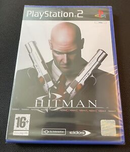 Hitman: Contracts Sony PlayStation 2 PS2 Game U.K. Pal New Sealed
