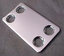 NECK PLATE - ELEC MANDOLIN UKULELE OR CIGAR BOX GUITAR
