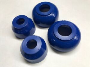 Chevrolet Truck 2wd (88-98) Blue Polyurethane Ball Joint Dust Boots 9.13126B