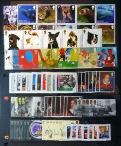 2010 Complete Commemorative Collection (12 Sets) Superb M/N/H - Face Circa £75