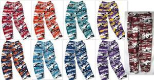 Zubaz NFL Camo Pants, Various Teams, Various Sizes C1 1493 to 1501