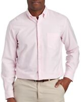 Duck Head Mens Pink Oxford Chest Pocket Button-Front Shirt NWT $115 Size S