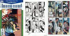 Howard Chaykin SIGNED American Century #2 Original Art Page DC Comics Vertigo