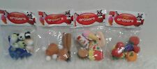 lot of 4pk Dci Fun Erasers (Show in picture )
